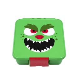 Little Lunch Box Co Znünibox Bento Five - Monster