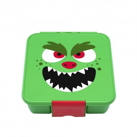 Little Lunch Box Co Znünibox Bento Five - Monster