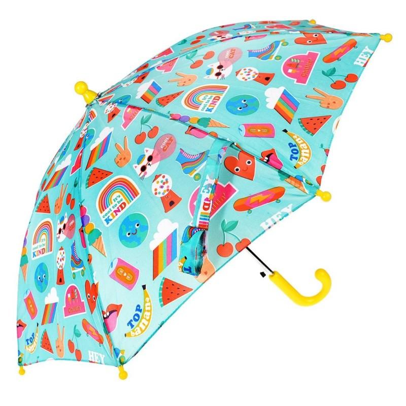 Kinderregenschirm Top Banana von Rex London