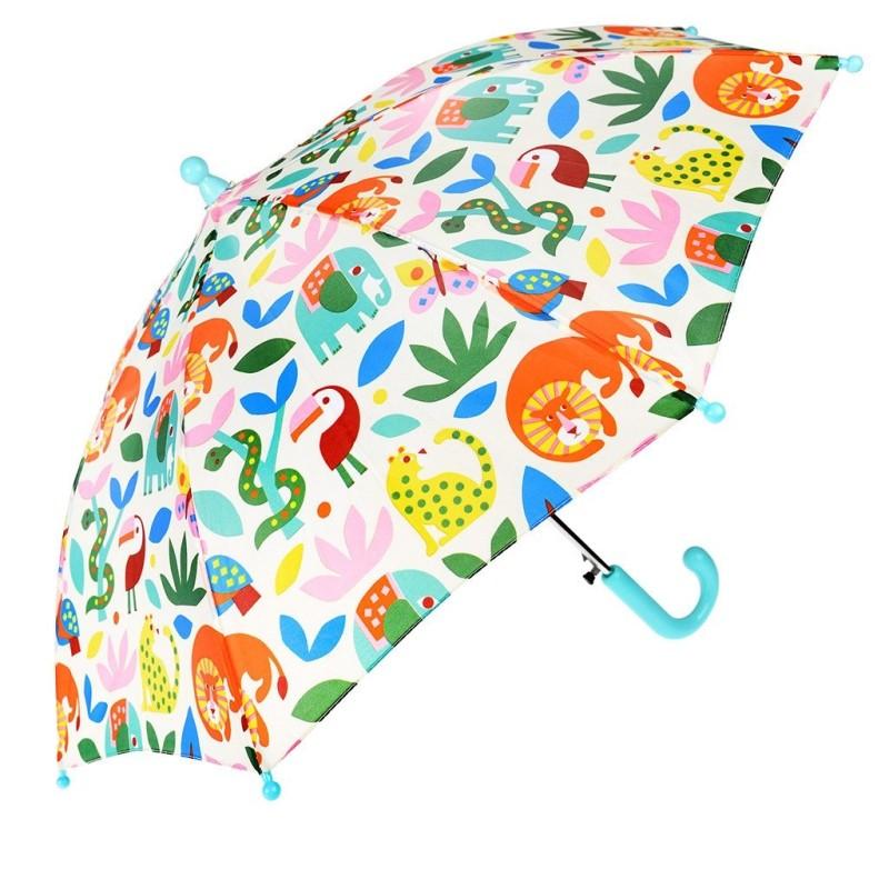 Kinderregenschirm Wild Wonders von Rex London