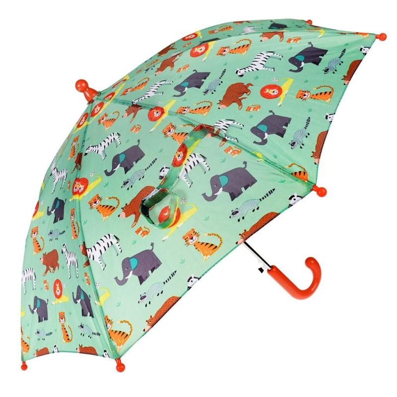 Kinderregenschirm Animal Park von Rex London