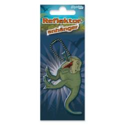 Reflektor Anhänger Dinosaurier T-Rex