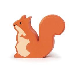 Holztier Eichhörnchen von Tender Leaf Toys
