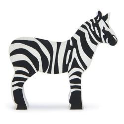 Holztier Zebra von Tender Leaf Toys