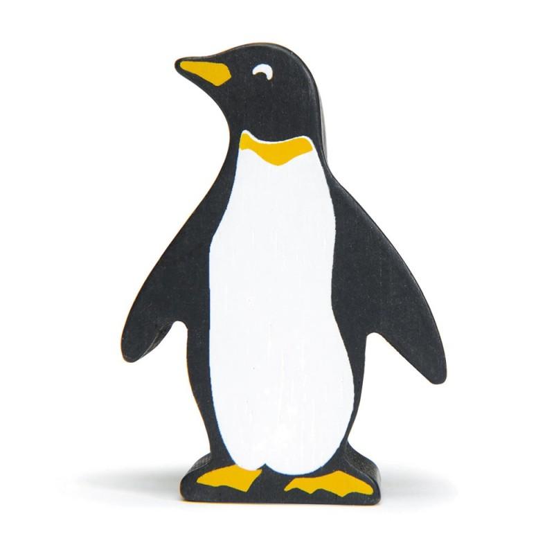 Holztier Pinguin von Tender Leaf Toys