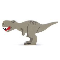 Holzfigur Dinosaurier Tyrannosaurus Rex von Tender Leaf Toys