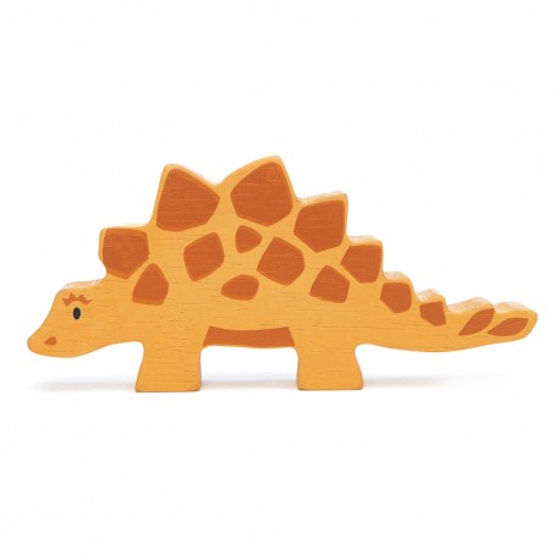 Holztier Dino Stegosaurus von Tender Leaf Toys