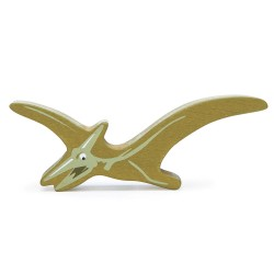 Holzfigur Dinosaurier Pterodactylus von Tender Leaf Toys