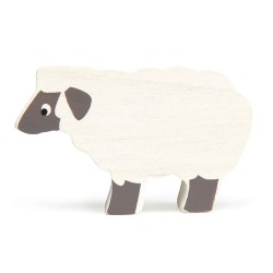 Holztier Schaf von Tender Leaf Toys