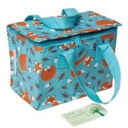 Isolierte Lunch Bag Tasche Fuchs Rusty von Rex London