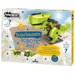 PhänoMINT Solarbausatz ROBOTIC 3in1