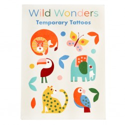Tattoos Wild Wonders von Rex London