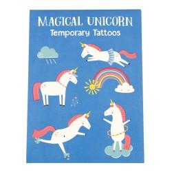 Tattoos Magisches Einhorn von Rex London