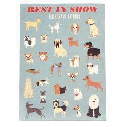 Tattoos Best in Show Hunde von Rex London