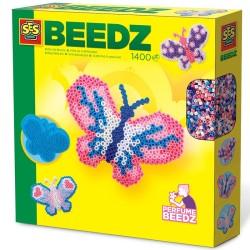Beedz Bügelperlen Duftende Schmetterlinge von SES creative