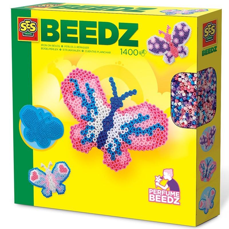Beedz Bügelperlen Duftende Schmetterling von SES creative
