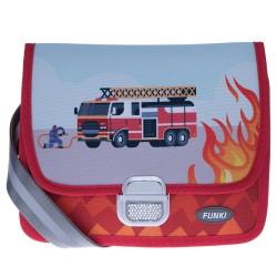 FUNKI Kindergartentasche Feuerwehr Fire Alarm