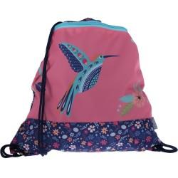 FUNKI Turnbeutel Kolibri Hummingbird