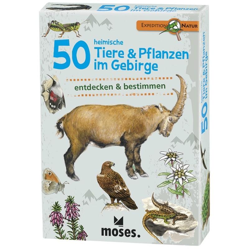 Expedition Natur 50 heimische Tiere & Pflanzen im Gebirge