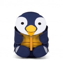 Affenzahn Rucksack Grosser Freund Pinguin blau