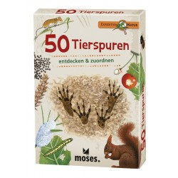 Expedition Natur 50 Tierspuren