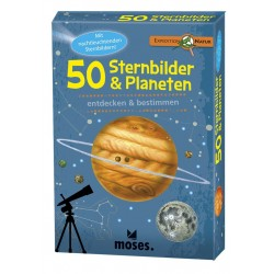 Expedition Natur 50 Sternbilder & Planeten