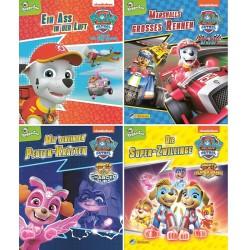 PAW Patrol 13-16 - 4 Mini-Bücher