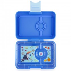 Yumbox Znünibox Mini mit 3 Fächern -Jodhpur Blue