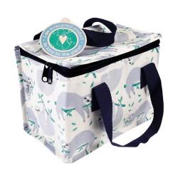 Isolierte Lunch Bag Tasche Sydney das Faultier von Rex London