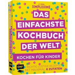 Simplissime Das einfachste Kochbuch der Welt - Kochen für Kinder