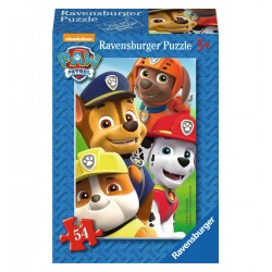 PAW Patrol Mini Puzzle Chase, Rubble, Marshall & Zuma