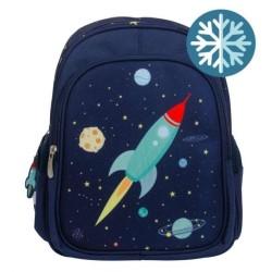 Kinderrucksack Weltall Space von A Little Lovely Company