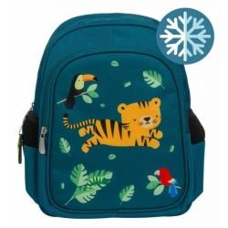 Kinderrucksack Dschungel Tiger von A Little Lovely Company