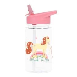 Trinkflasche Pferde von A Little Lovely Company