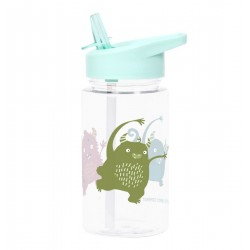Trinkflasche Monster von A Little Lovely Company