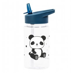Trinkflasche Panda von A Little Lovely Company