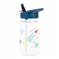 Trinkflasche Weltall Space von A Little Lovely Company