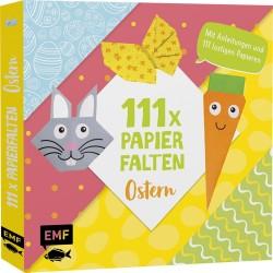 111x Papierfalten Ostern