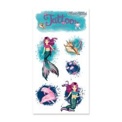 Tattoos Meerjungfrau Coralie  von Lutz Mauder