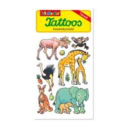 Tattoos Wilde Tiere von Lutz Mauder