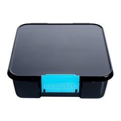 Little Lunch Box Co Znünibox Bento Three in Schwarz