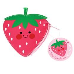 Portemonniae Hello Erdbeere von Rex London für Kinder