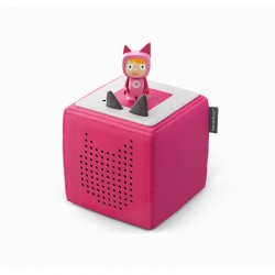Toniebox Starterset Pink mit Kreativ-Tonie