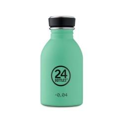 Trinkflasche Urban Bottle Mint von 24Bottles