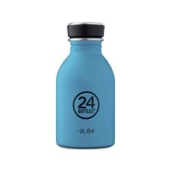 Trinkflasche Urban Bottle Powder Blue von 24Bottles