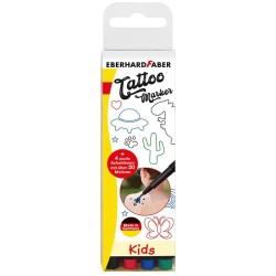 Tattoo Stifte Set für Kinder von Eberhard Faber