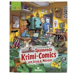 GEOlino Redaktion Wadenbeisser - Krimi-Comics (Band 3)