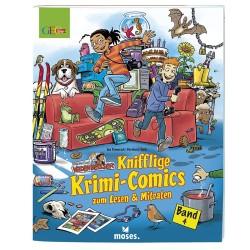GEOlino Redaktion Wadenbeisser - Krimi-Comics (Band 4)
