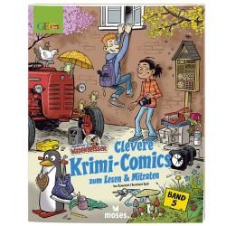 GEOlino Redaktion Wadenbeisser - Krimi-Comics (Band 5)