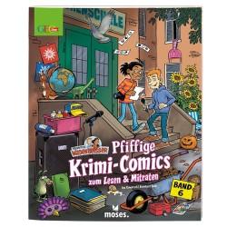 GEOlino Redaktion Wadenbeisser - Krimi-Comics (Band 6)